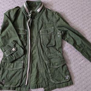 Army style jacket